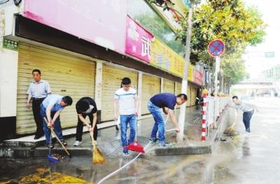 陇南市全面开展全域无垃圾城乡环境综合整治