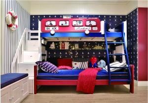 暑期儿童家具市场不温不火 高低床和多功能课桌热销