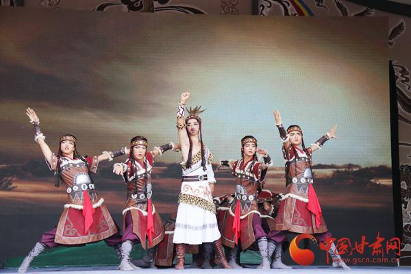 中国·宁县首届最美乡村民谣音乐文化旅游艺术节在庆阳盛大开幕(图)