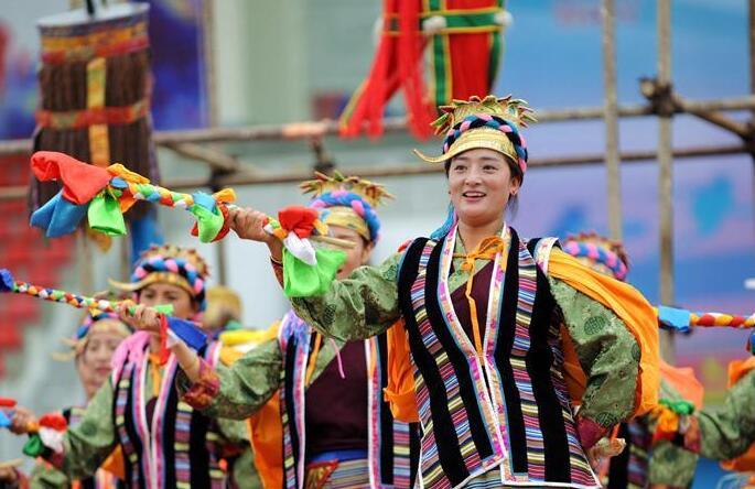 中国西藏雅砻文化节即将开幕
