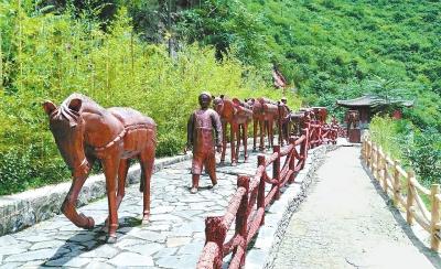 马与茶:陇南历史不可缺少的文化元素