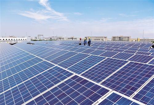 新型售电市场将至 光伏发电企业或迎发展新风口