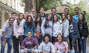 巴西孩子的中国梦——走进巴西葡中双语学校
