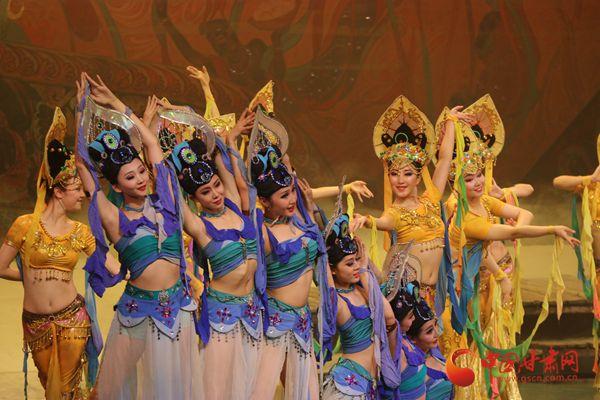 第七届中国·兰州黄河文化旅游节开幕 多项精彩活动助阵(图)