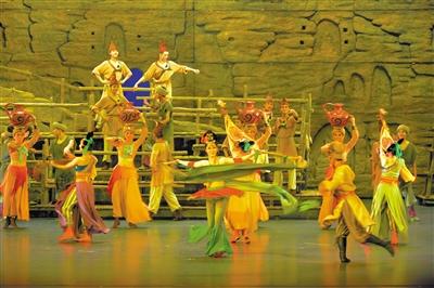 第七届中国·兰州黄河文化旅游节开幕(图)