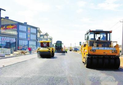 兰州新区管委会加快推进职教园区建设 确保首批新生9月顺利入园