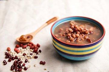 祛除体湿还在喝红豆薏米汤吗