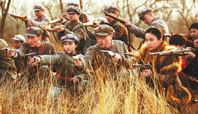 《决战 1936》:甘肃故事的独特表达