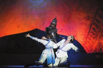 十七次晋京 十年重逢 《大梦敦煌》二进国家大剧院