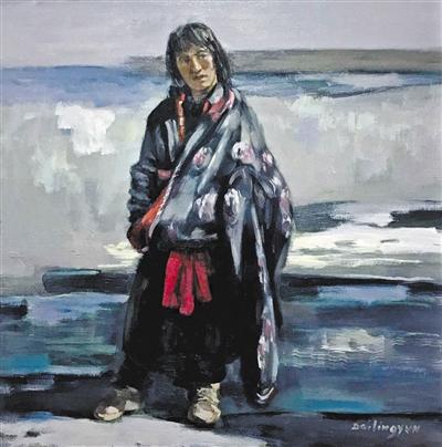 戴凌云:坚守油画本质的诗性艺术家