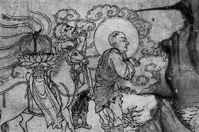 唐僧取经过陇上丝绸之路上的西游记传说