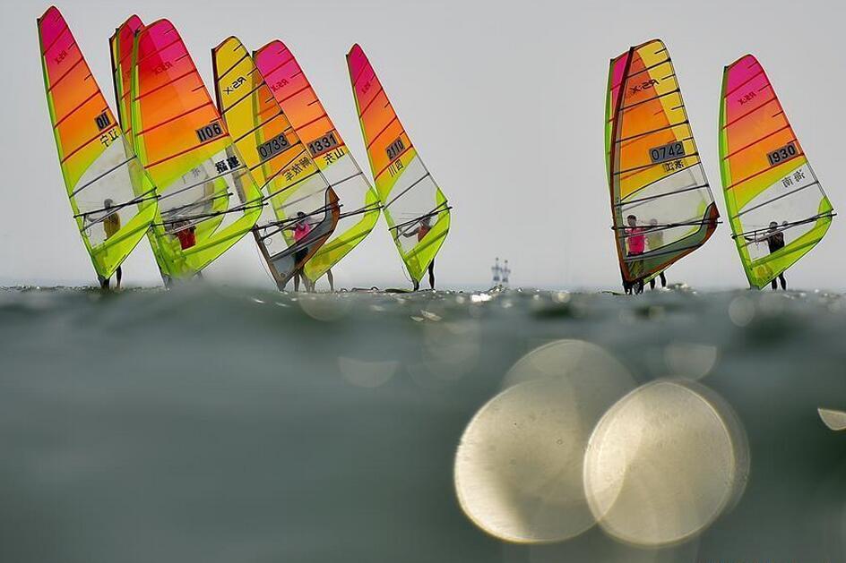 帆船帆板——星光熠熠