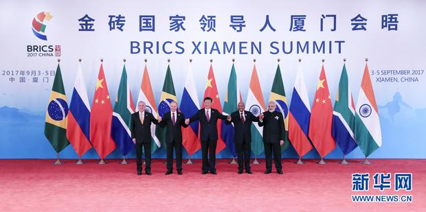 """俄各界看好金砖前景:""""金砖+""""中国方案将发挥重要作用"""