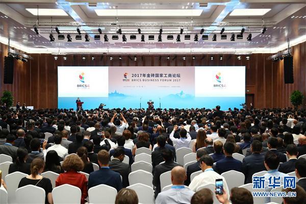 外媒:金砖合作将继续对世界经济产生积极影响