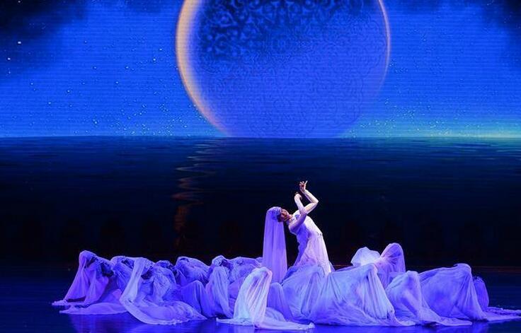 第四届丝绸之路国际艺术节西安开幕
