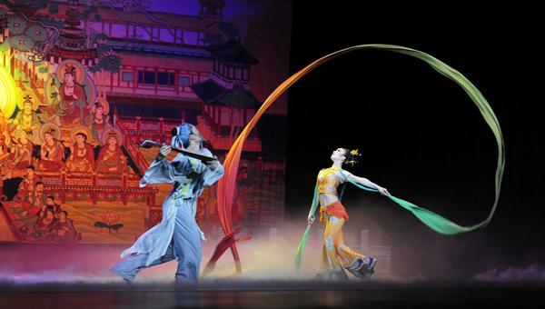 13项国内外高水平剧目将在甘肃敦煌集中上演