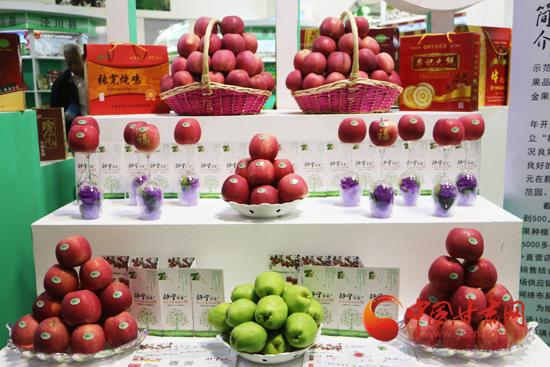 平凉特色农产品推介活动暨签约仪式在兰举行 签约重点项目26项(图)