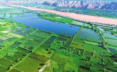 临夏州永靖县大力发展水产养殖 水产品产量突破2000吨