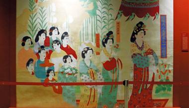 9月10日起敦煌文博会文化年展开始预展