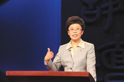 著名历史学者蒙曼16日进金城讲堂 讲家风家训 (图)