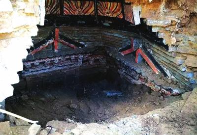 白银市会宁县大墩梁村发现一处宋金时期墓葬