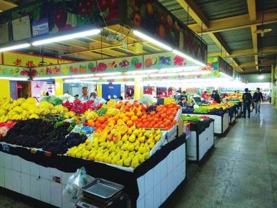 兰州城关区菜市场专项整治取得战果
