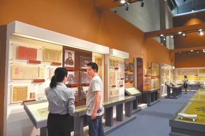 第二届敦煌文博会文化年展 3500件展品全方位展示丝绸之路魅力(图)