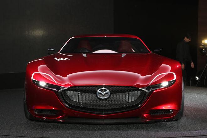 马自达全新转子引擎概念车将亮相东京车展