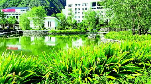 甘南舟曲峰迭新区:优雅宜居的环境极大提高了人民生活幸福指数