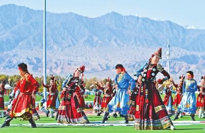 丝路激情那达慕——酒泉市肃北蒙古族自治县文化旅游节掠影