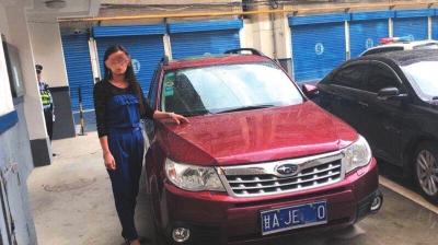 兰州一女子醉驾被吊销驾照 5年后无证上路再被查(图)