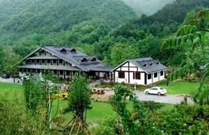 甘肃省四村落成为中国美丽休闲乡村