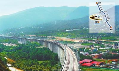 """""""我们准备好了""""——兰渝铁路夏官营至岷县段掠影"""
