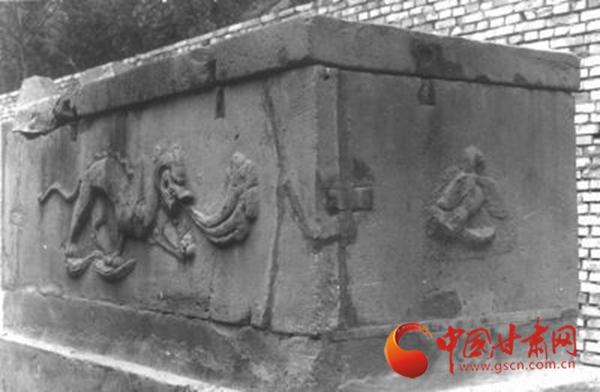 【新闻学子重走西北角】高昌国王故居今何在?  ——榆中朱家湾唐代石棺墓葬访记