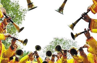 【西部地理】康北唢呐:慰藉农人心灵的乡村音乐(组图)