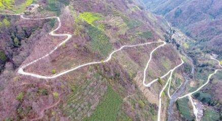 通往百姓家门口的小康路 ——陇南市农村公路建设纪实