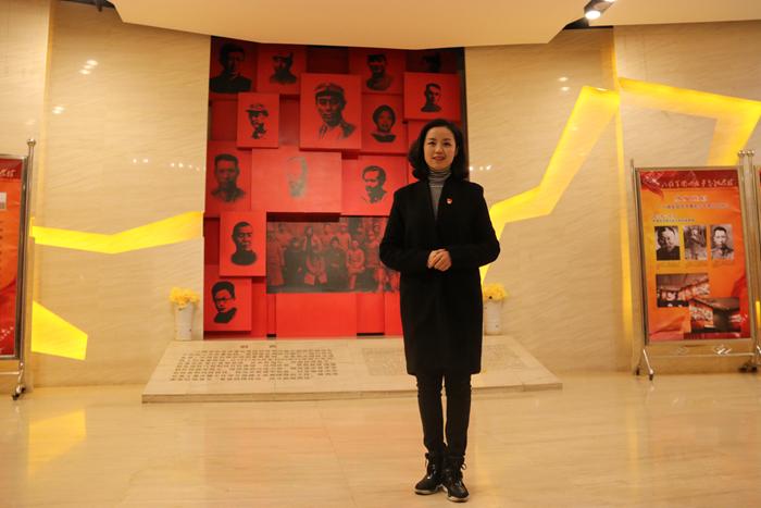 【陇人相·我的这五年】潘洁:扎根一线 踏实做好红色文化的传播者