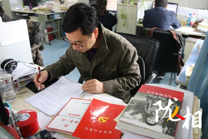 【陇人相·我的这五年】苗华东:均衡发展义务教育 我们干劲十足