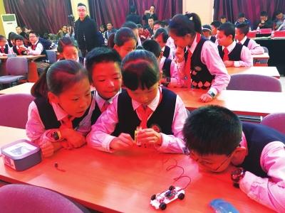 小学生汽车文化筑梦课堂甘肃实验启动仪式在兰举行