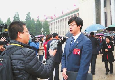 步入新时代 开启新征程——甘肃省代表出席党的十九大开幕会侧记