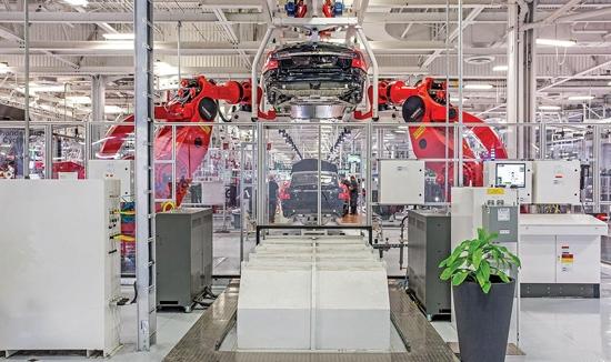 麻烦不断 特斯拉在中国召回2277辆Model X