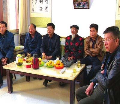 敦煌90岁老党员于得李 由衷希望祖国越来越强大(图)