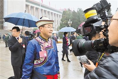 牢记使命 奋勇前行——甘肃省代表出席党的十九大闭幕会侧记