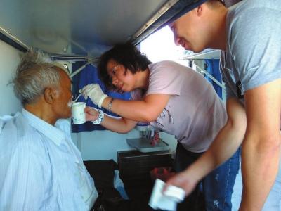 """""""救助陷入困境的人们是我最大的使命"""" 记兰州市救助管理站社会工作师潘丽(图)"""