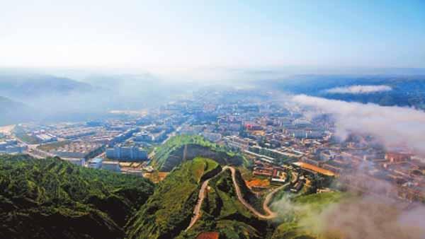 多元突破促发展——庆阳市庆城县推进县域经济发展走笔