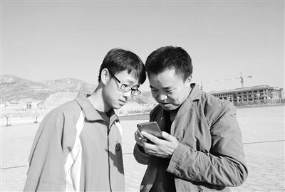 牵线搭桥资助贫困生 白银会宁县一位基层民警的爱心之路(图)