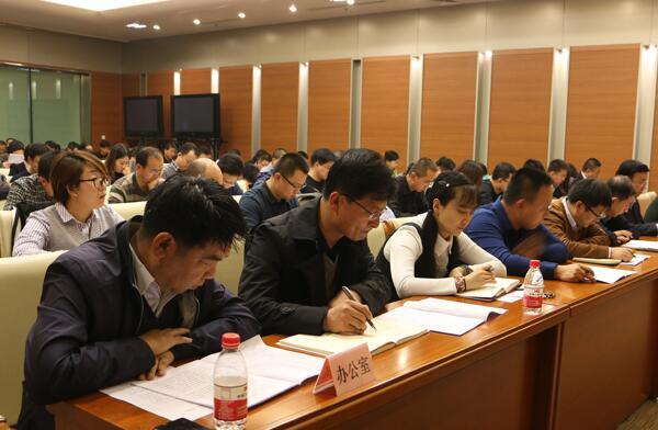 甘肃省委宣传部创建省级文明单位动员大会在兰召开(图)