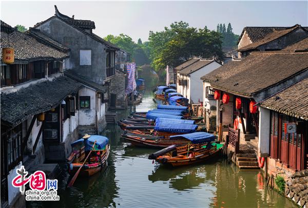一词一心 中国旅游研究院院长戴斌为周庄点赞