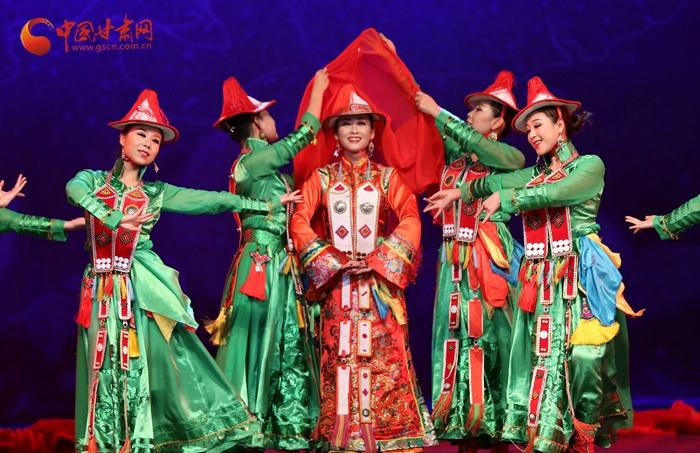 网赌博平台网址:甘肃省民族歌舞团赴美演出预演获得圆满成功(组图)