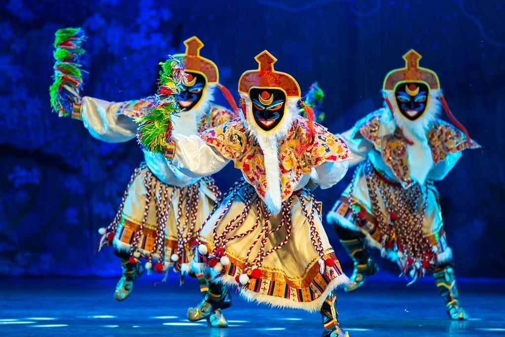 小陇画报|甘肃省民族歌舞团赴美演出节目抢先看 (44期)